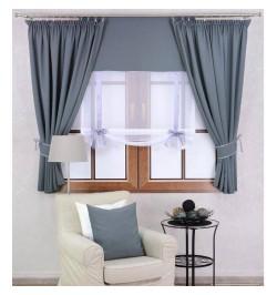 Firana gotowa haftowana Bell do salonu,sypialni
