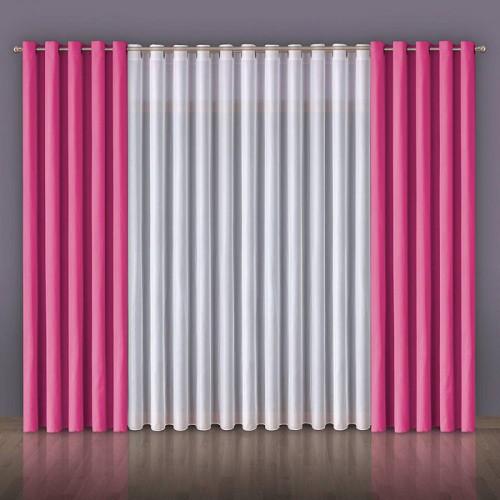 Zasłona gotowa Mori -różne kolory