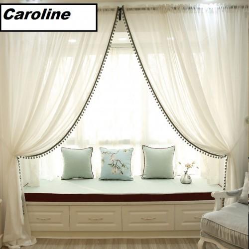 Caroline firana do sypialni/ salonu