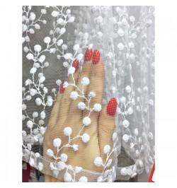 Firana gotowa Cristal z kryształkami
